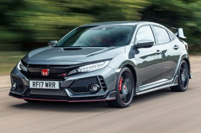 Honda Civic Type R GT FK8