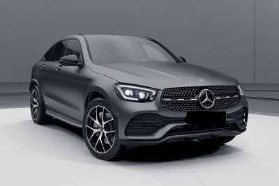 mercedes GLC300 coupe